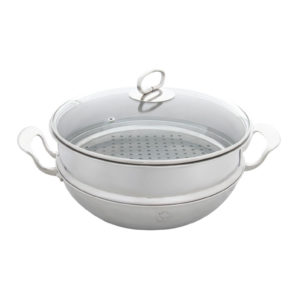 5ply clad metal cookware