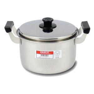 Plain bottom cookware